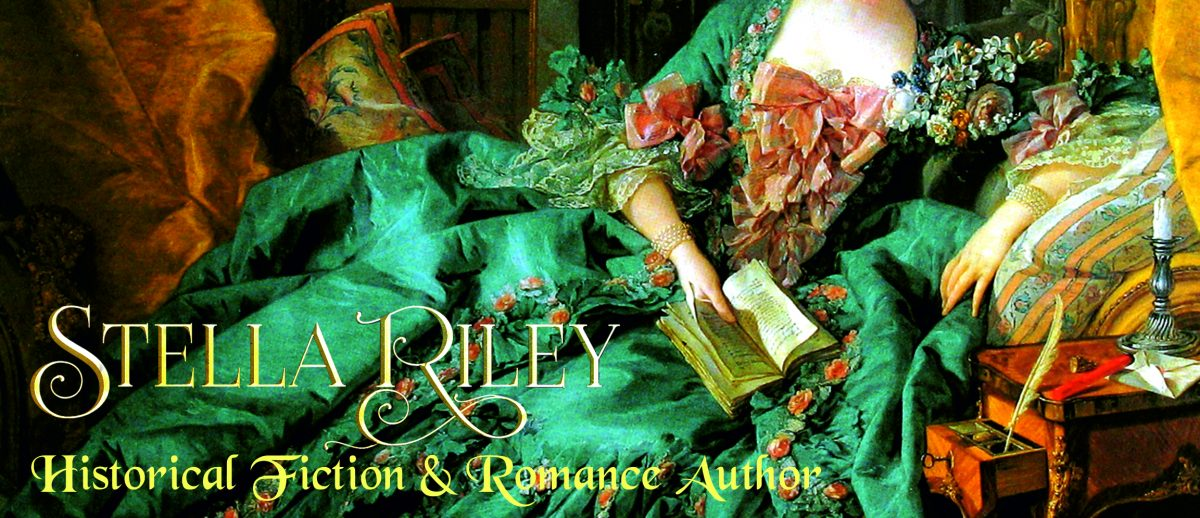 Stella Riley – Historical fiction