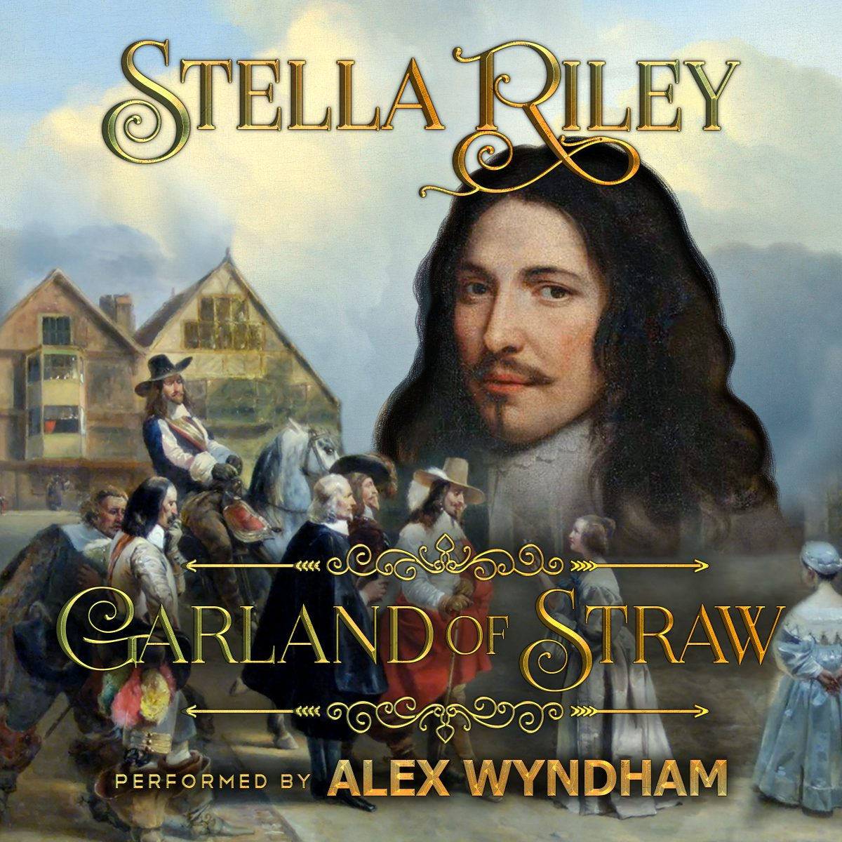 GARLAND OF STRAW now in Audio!